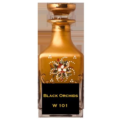 Black-Orchids W 101